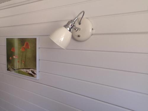 A bathroom at Lazdkalni