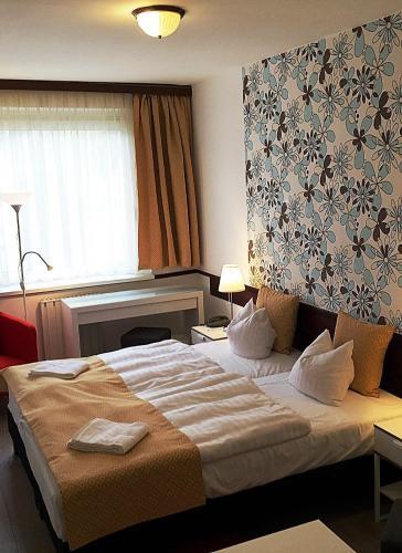 Hotel Gloria Budapest Ungarn Budapest Bookingcom