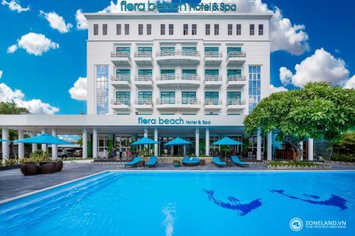 Johnny's Apt-Flora Beach Hotel