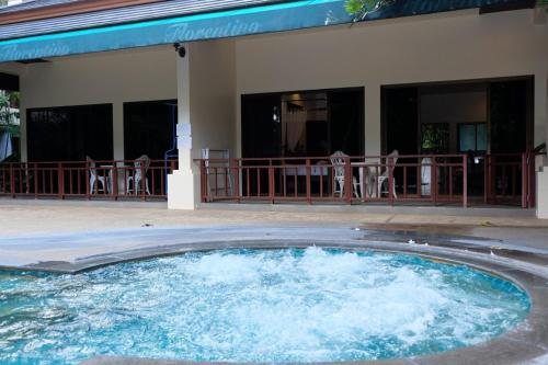The swimming pool at or near Rawai Suites Phuket