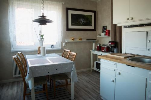A kitchen or kitchenette at Photoeverhome