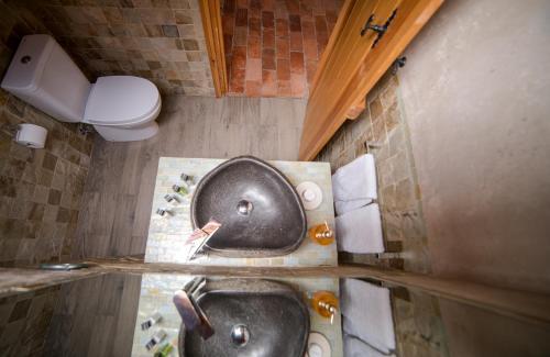 Un baño de El Zaguán