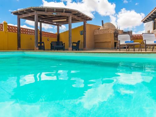 The swimming pool at or close to Casa Manitaga - Amazing Pool Villa in Fuerteventura