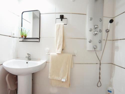 A bathroom at Antonio Zamora, 3ºA