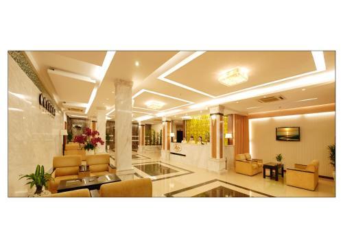 Khách Sạn Bamboo Green