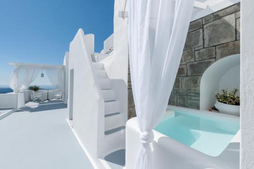 Πισίνα στο ή κοντά στο Kamares Apartments