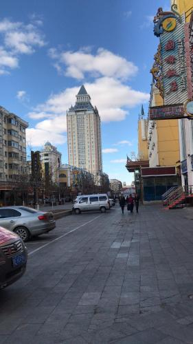 Adult Guide in Manzhouli