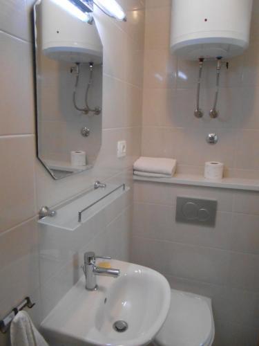A bathroom at Apartment Kristina Dujmovic