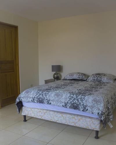 A bed or beds in a room at DON RAMON
