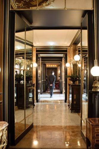 La Réserve Paris Hotel & Spa (Francia París) - Booking.com
