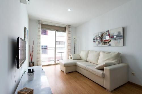 Oleskelutila majoituspaikassa Apartamentos Atlantis Canarias Getaway