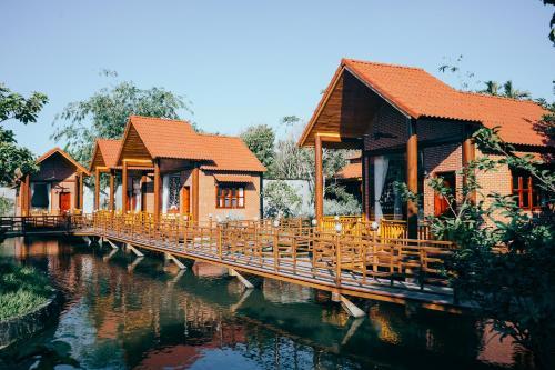Bao Gia Trang Vien - The Green resort