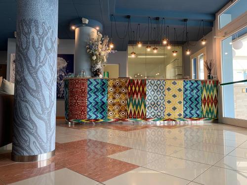 吉奧別墅海明威- 公寓式酒店大廳或接待區