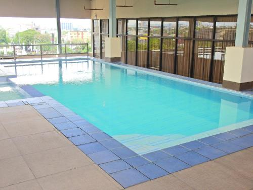 The swimming pool at or near Residenciale Boutique Apartments
