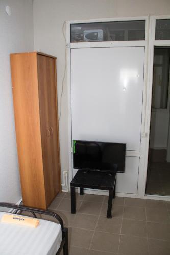 Телевизор и/или развлекательный центр в Saluton