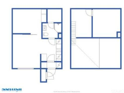 Plan de l'établissement Holiday Home Yllästar 1 as 209 (la-la)