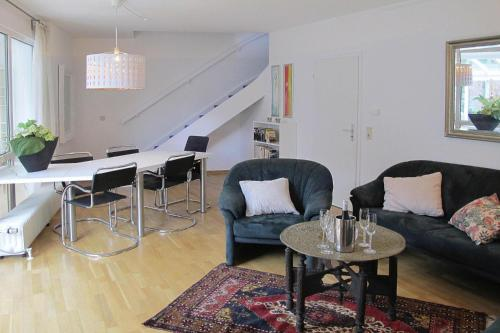 A seating area at Terraced house Worpswede - DNS061001-IYB
