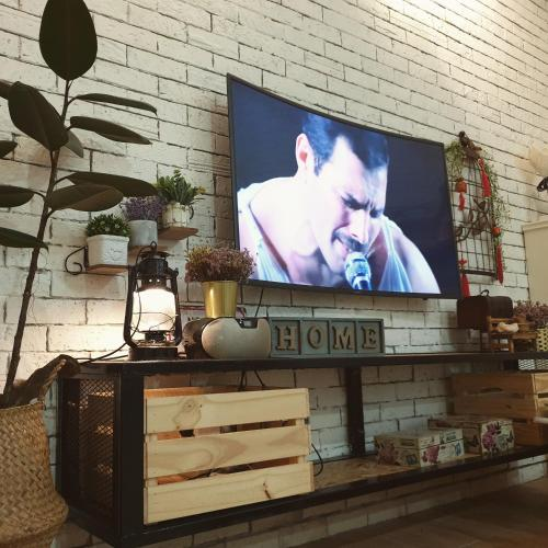 Homestay Cafe Artistic Home At Kepong Near Desa Park City慈济静