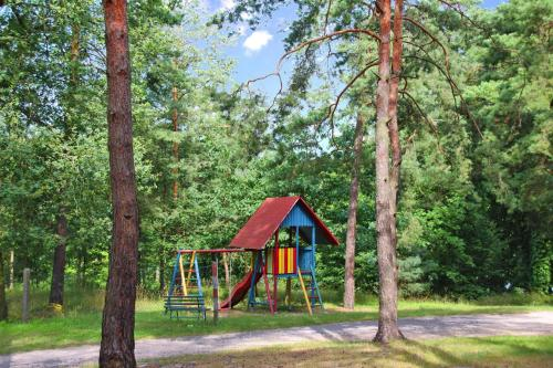 Children's play area at Holiday village am Weinberg Dobbrikow - DBS05003-BYC