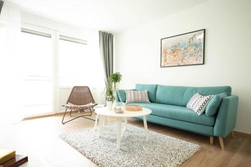 Posedenie v ubytovaní Hendrix Bridge Apartment 2
