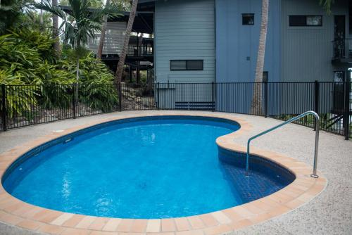The swimming pool at or near Panorama 11 - Hamilton Island