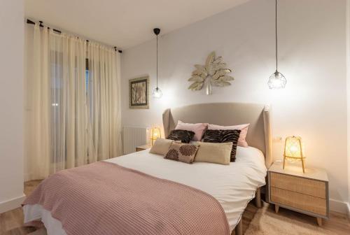 Cama o camas de una habitación en ABANDO II by Aston&Wolf