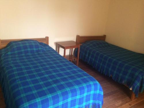 Cama o camas de una habitación en Capulí Home