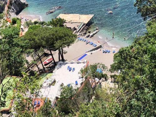 A bird's-eye view of Casa Vacanze Marina d'Albori