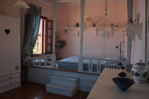 A bathroom at Astradeni