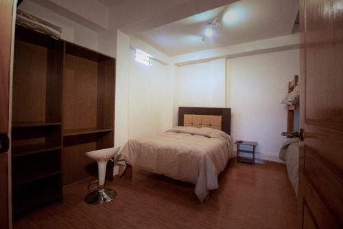Cama o camas de una habitación en Munay Killa 2