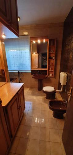 A bathroom at Apartment FOREST