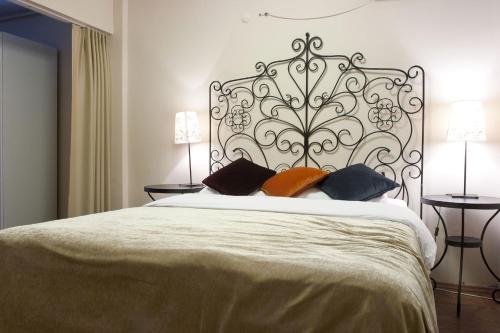 Cama o camas de una habitación en Aslan Apartments