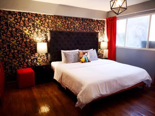 Cama o camas de una habitación en Cities of the World - Hotel Cusco