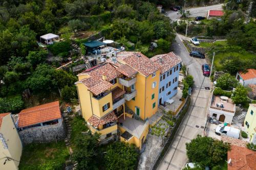 Apartments and rooms Roberto B. a vista de pájaro