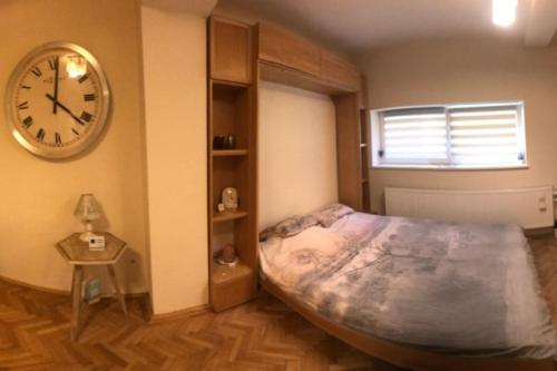 A bed or beds in a room at Apartment Vintige