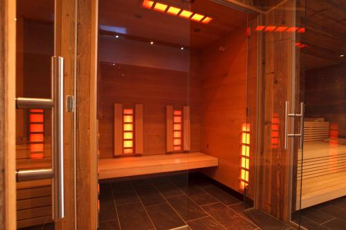 Spa and/or other wellness facilities at Palazi