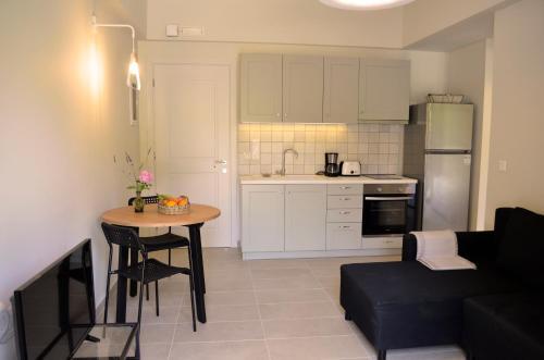 Cuisine ou kitchenette dans l'établissement Casa MaLu Boutique Apartments - No 2