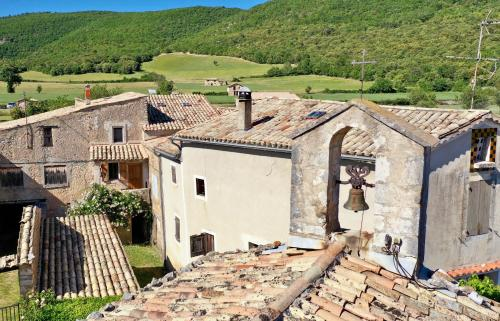 A bird's-eye view of Maison authentique Haute Provence