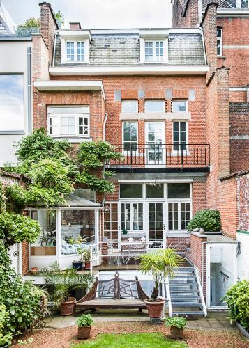 Guest House With Beautiful Garden Brussels Belgium Booking Com