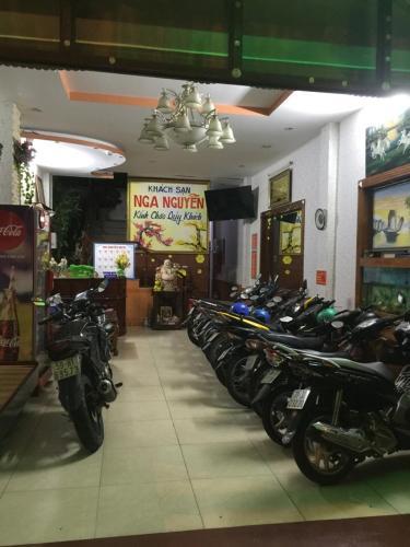 Khách sạn Nga Nguyễn