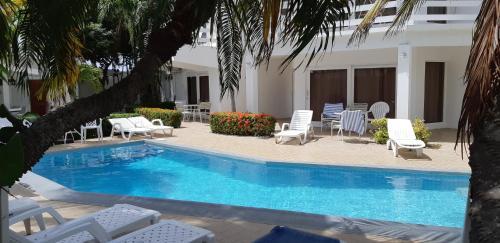 The swimming pool at or close to Bubali Villa & Apartments