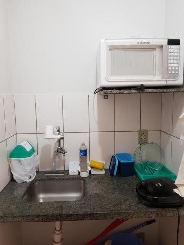 A kitchen or kitchenette at Real Park place