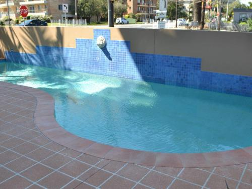 The swimming pool at or near Millennium 102 with pool in complex