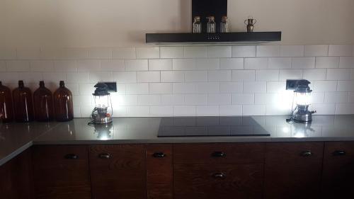 A cozinha ou kitchenette de Quinta de São José