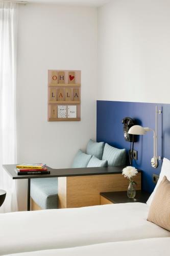 Ubytovanie Oh la la ! Hotel Bar Paris Bastille sa nachádza na dobrom mieste v 11.