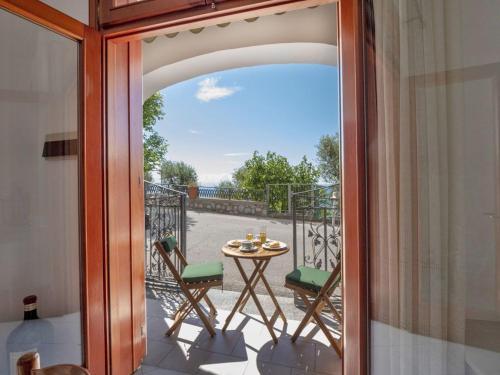 A balcony or terrace at Rosemary