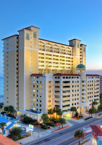 Myrtle Beach Hotels >> Hotel Camelot By The Sea Myrtle Beach Sc Booking Com