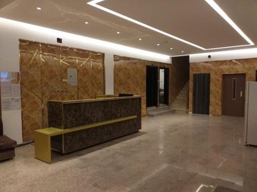 The lobby or reception area at Rahat Al Hawiyah Apartments 1