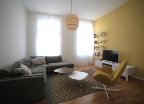 Posedenie v ubytovaní Apartment Sunflower