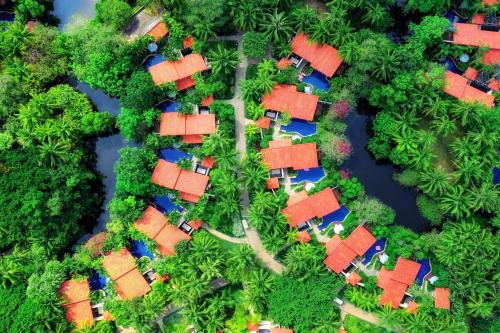 A bird's-eye view of Banyan Tree Sanya